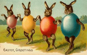 EasterEggRabbits