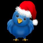 twitter-bird-in-a-santa-hat