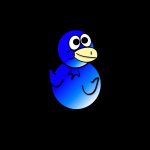 Twitter Bird PNG
