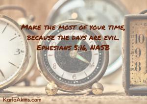 Evil Days