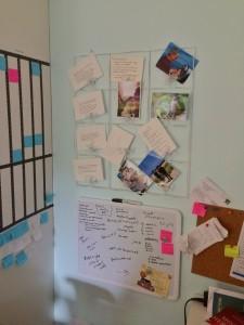 organize board
